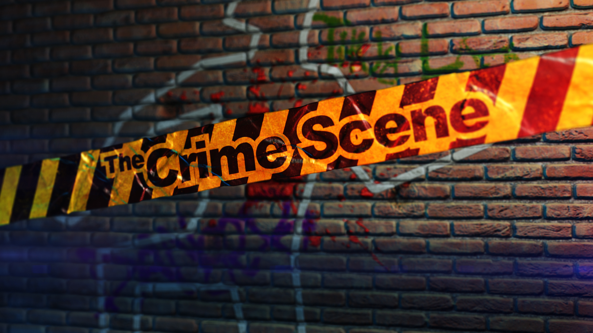 After Effects Templates: TheCrimeScene