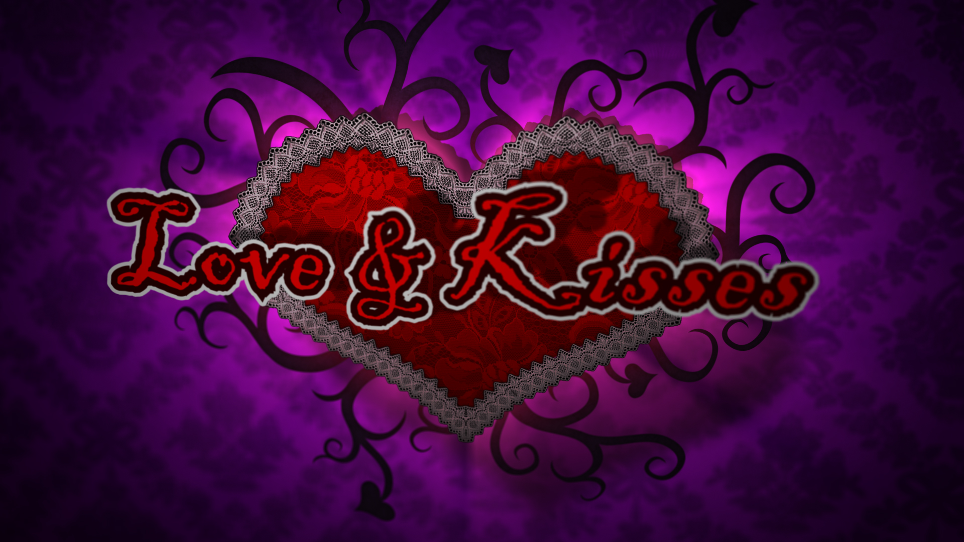 Valentines Day Logo After Effects template