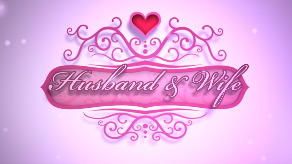 Husband & Wife - Wedding Video Template