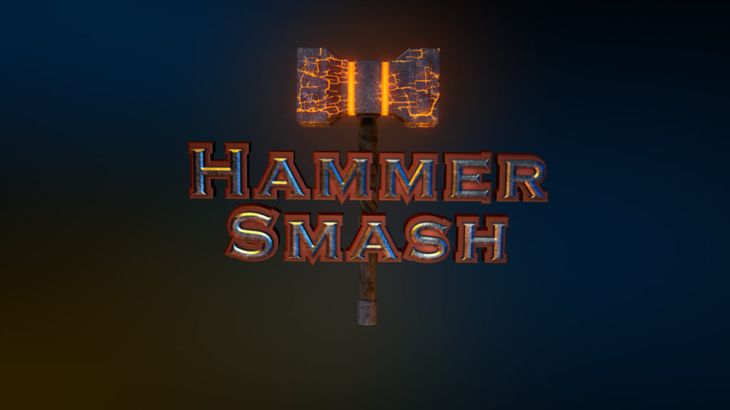 Hammer Smash - Logo Opener After Effects Template: