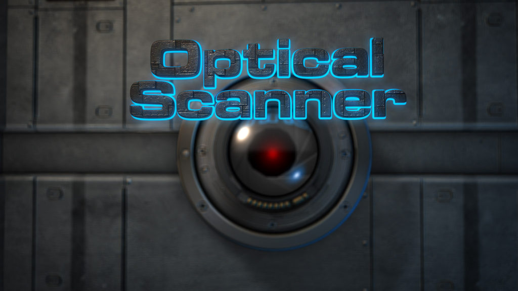 Optical Scanner - Logo Reveal After Effects Template