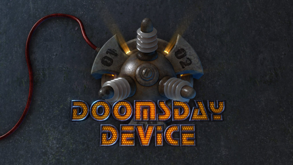 After Effects Template: Doomsday Device - Futuristic Action Intro