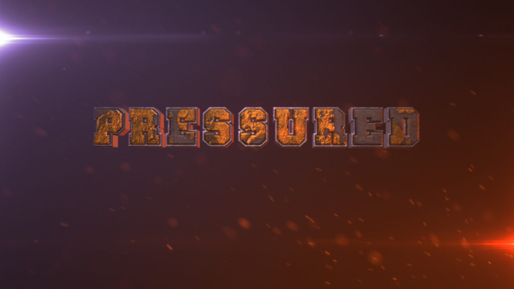After Effects Template: Pressured - Explosive Steampunk Logo Opener