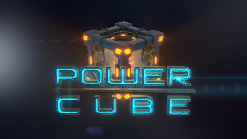 After Effects Templates: The Power Cube Logo Stinger Collection